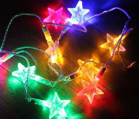 decoration de noel guirlande lumineuse guirlande led sapin noel assorockstudio