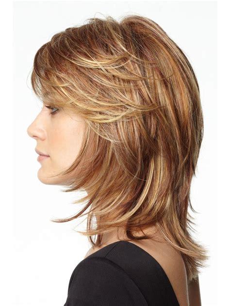 styling medium length layered hair pin by paula stinson on hair styles hair 8751