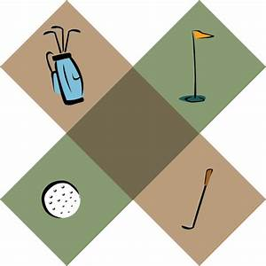 Golf Symbols Clip Art at Clker.com - vector clip art ...