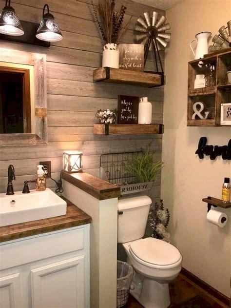 top rustic farmhouse bathroom ideas carribeanpiccom