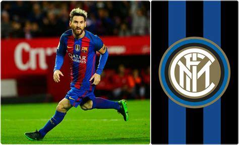 Lionel Messi Inter Milan Transfer