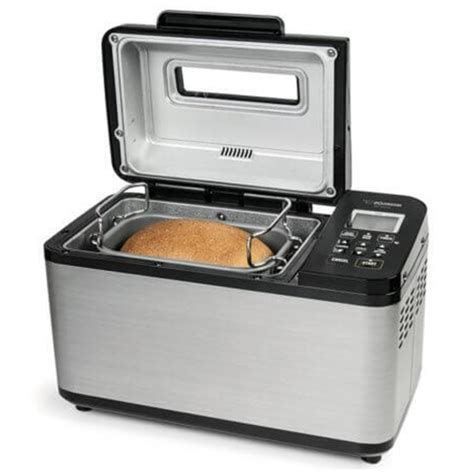 Makes 12 great flavor and texture. Zojirushi Virtuoso Plus Bread Maker | Kitchen Kneads