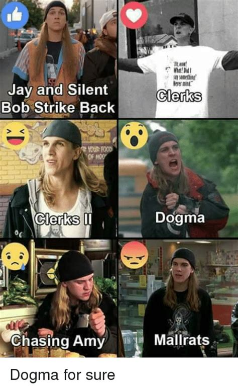 Jay And Silent Bob Meme - 25 best memes about strike back strike back memes