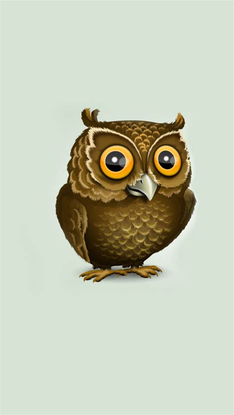 hd cute owl wallpaper  android wallpaperwiki