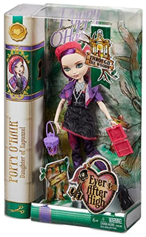 Ever After High Through The Woods Poppy O'Hair Doll   Buy