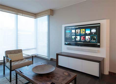 Living Room Media Console