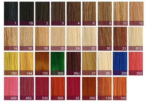 pictures  redken hair colors hair color chart