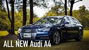 Dimension Audi A4 Avant : audi a4 avant 40tfsi bar 26 youtube ~ Medecine-chirurgie-esthetiques.com Avis de Voitures