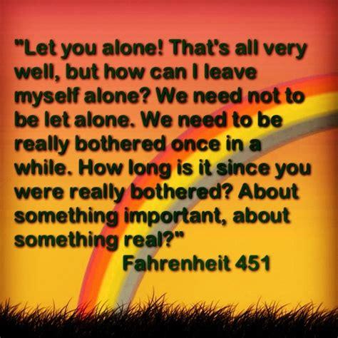 Guy Montag From Fahrenheit 451 Quotes Quotesgram