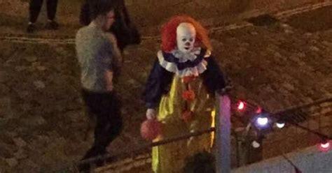 'Killer clowns' have arrived in Brighton