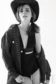 Emma Watson Elle Magazine 2014