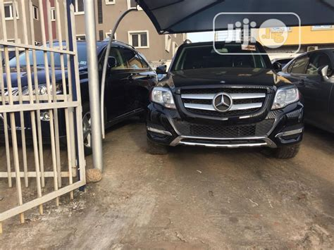 We have both full option and limited option. Mercedes-Benz GLK-Class 2014 350 4MATIC Black in Agege - Cars, Jiji User | Jiji.ng for sale in ...