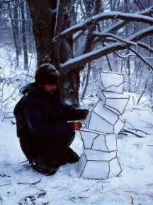 home fashion interiors andy goldsworthy s and snow sculptures the gorgeous