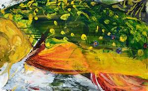 Brook Trout Painting- New!