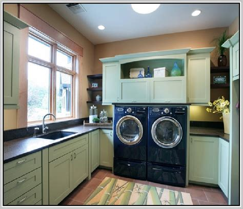 Laundry Room Cabinets Lowes  Home Design Ideas