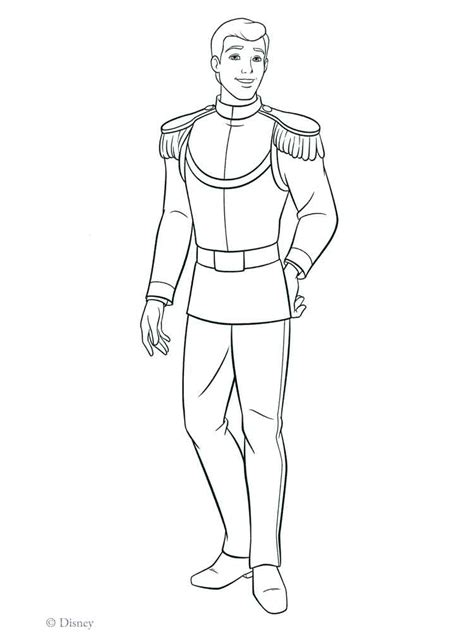 prince coloring pages  printable prince coloring pages