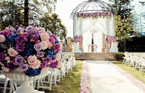 8 things to include in a garden wedding
