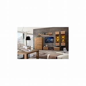 Meubles En Bois Massif : meuble tv torino 180cm ch ne ~ Melissatoandfro.com Idées de Décoration