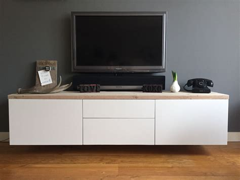 Ikea Lowboard Besta by Ikea Besta Tv Bank Wandmontage Wohndesign Ideen