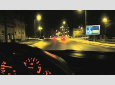 BMW 7er E38 Night City Cruising YouTube
