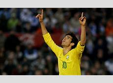 Kaka recalled by Brazil after twoyear absence World