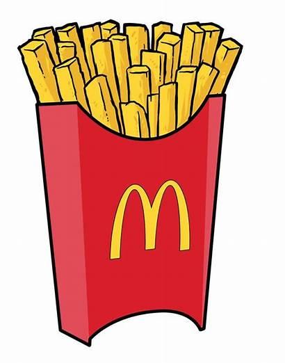 Mcdonald Mcdonalds Clipart Clip Hat Ronald Mc