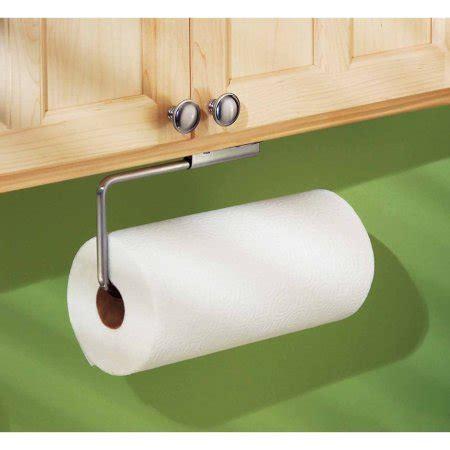 Paper Towel Cabinet Mount interdesign forma swivel paper towel holder for kitchen