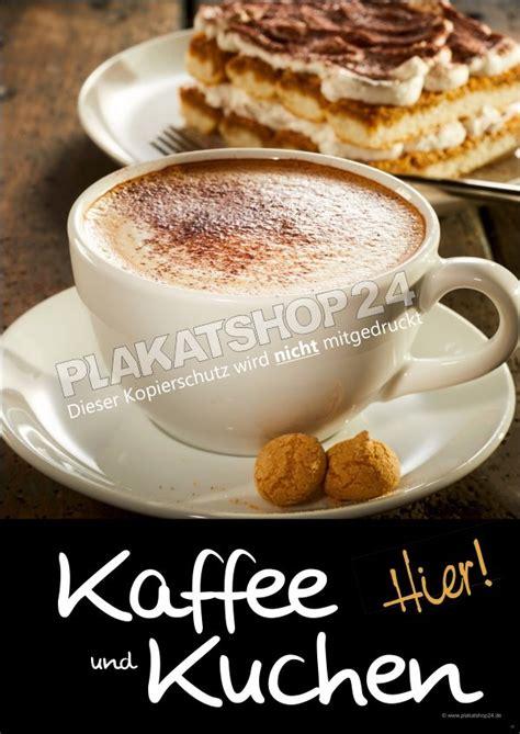 erfolgreich werbung fuer ein cafe machen plakatshop