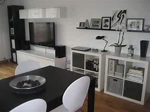 cuisine salle a manger salon estein design With salle a manger campagnarde