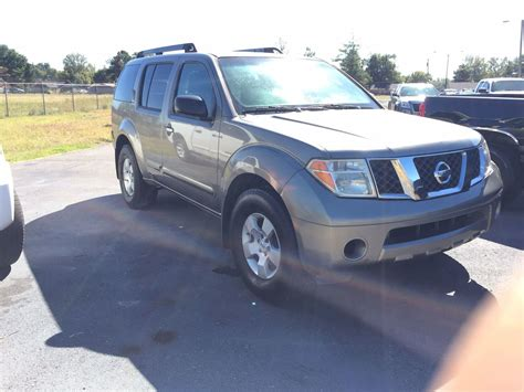 Nissan Pathfinder Motors by 2005 Nissan Pathfinder Abernathy Motors