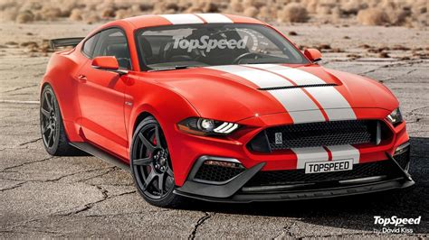 2019 Ford Mustang Shelby Gt 350 Exterior  Car 2018 2019