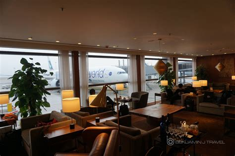 Pier Lounge by Lounge Review Cathay Pacific The Pier First Class