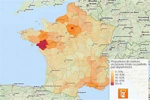 Ou Trouver Du Carburant : carte interactive p nurie de carburant o trouver de l 39 essence en france ~ Maxctalentgroup.com Avis de Voitures