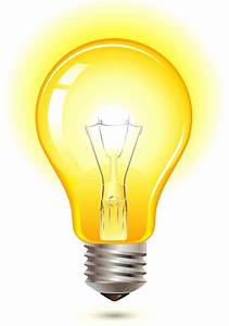 Light Bulbs Clipart Free Cliparts And Others Art