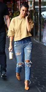 Kourtney Kardashianu0026#39;s Best Street Style Outfits   InStyle.com