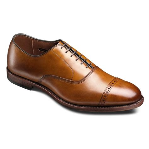 mens light brown oxfords fifth avenue cap toe lace up oxford mens dress shoes by