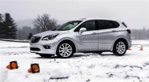 All Wheel Drive Buick by Buick Joins The Torque Vectoring Goes In The Snow All