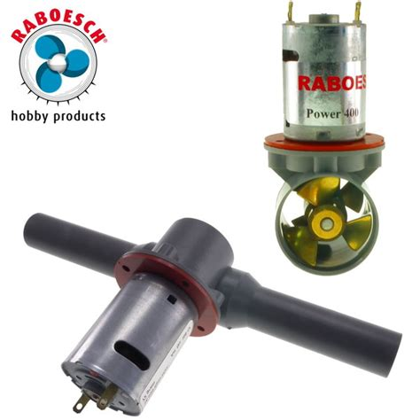 Model Boats Radio Control Ebay by Range Of Raboesch Bow Thrusters For Rc Model Boats Ebay