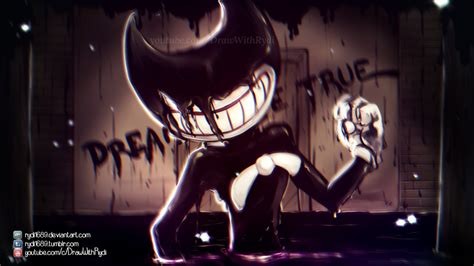Bendy And The Ink Machine By