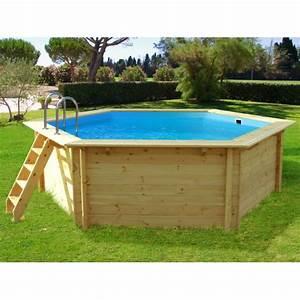 piscine hors sol en bois pas cher lareduc com With piscine rectangulaire hors sol pas cher