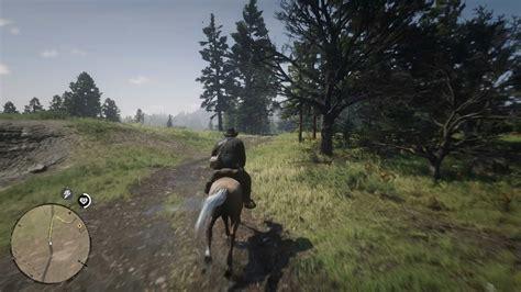 rdr2 dead horse redemption horses person cheval meilleur ligne mode story combat gameplay blockbuster awards play arthur morgan usgamer guide