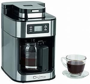 Tec Star Kaffeemaschine Mit Mahlwerk Test : barista 09925 kaffeeautomat mit integriertem mahlwerk test filterkaffe ~ Bigdaddyawards.com Haus und Dekorationen