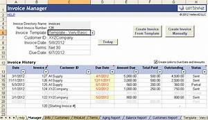 vertex42 invoice assistant invoice manager for excel With how to track invoices in excel