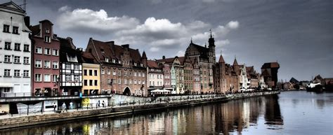 Cycling Round the Gdańsk Old Town   Poland By Locals