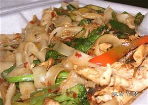 Thai Drunken Noodles - Recipegreat.com