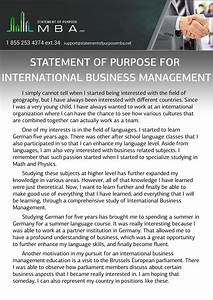 Mba Cover Letter Sample Are You Applying For An Mba In International Business