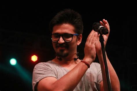 Amit Trivedi Did A Mini Concert In The Rapid Metro Today