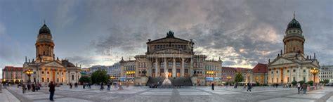 Berlin, Konzerthaus Panorama Editorial Image - Image of ...