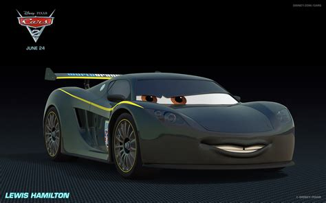 cars 2 autos lewis hamilton car pixar wiki fandom powered by wikia