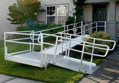 ramp rentals ramp installations  handicapped  seniors aging  place mobility